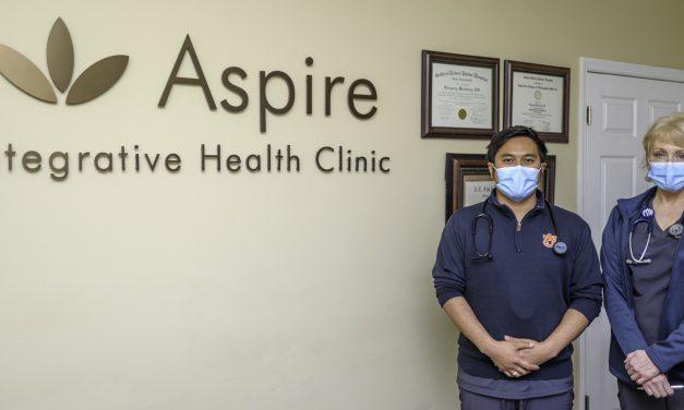 Aspire Health — A Childhood Dream