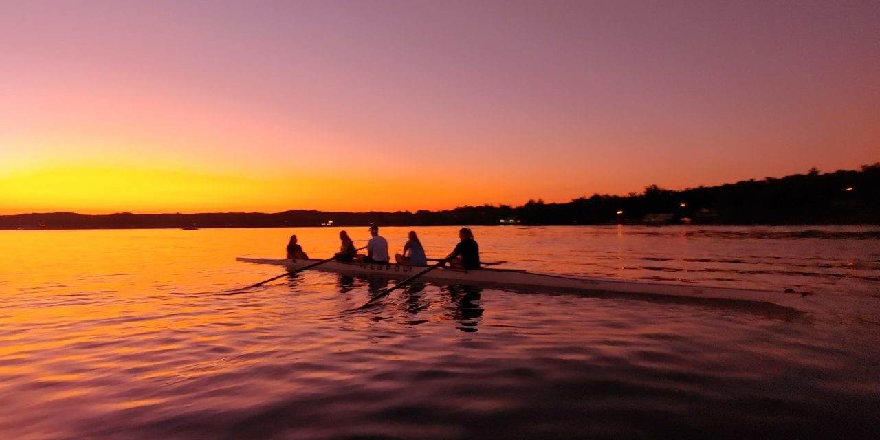 Rowing with the punches