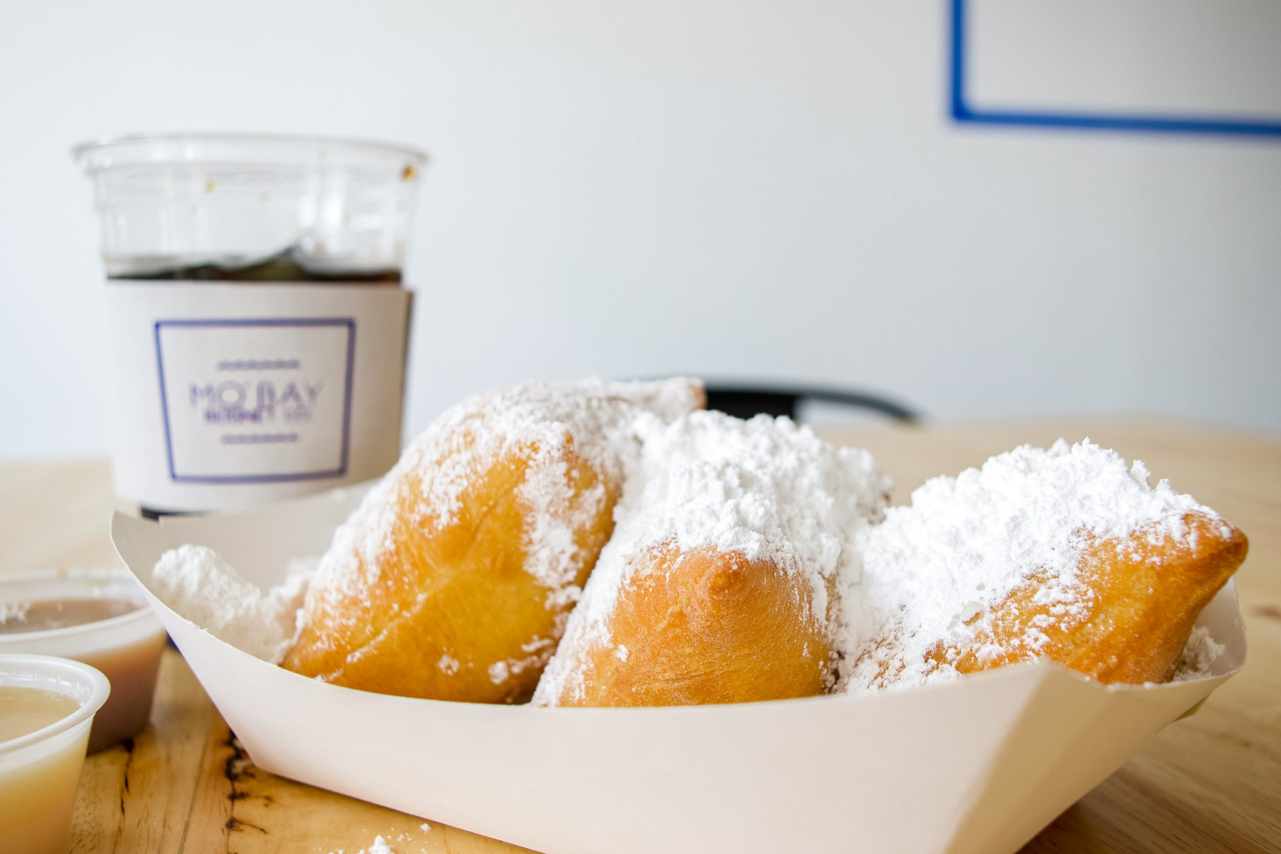 This Way For Beignets